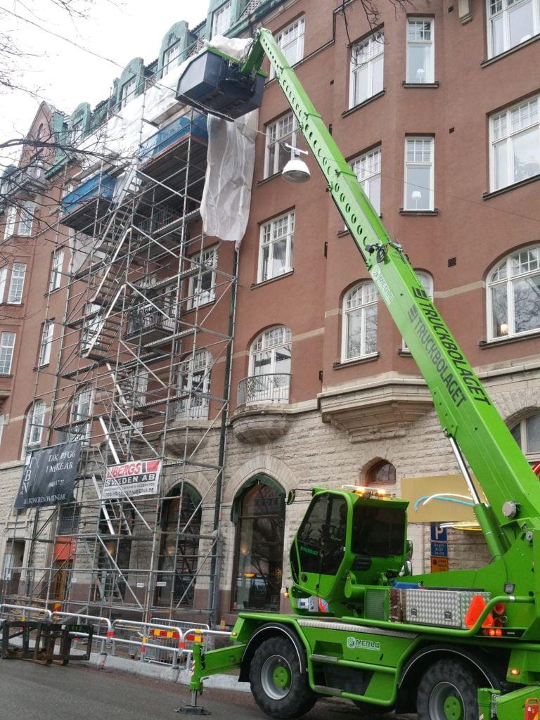 Balkongrenovering Örebro